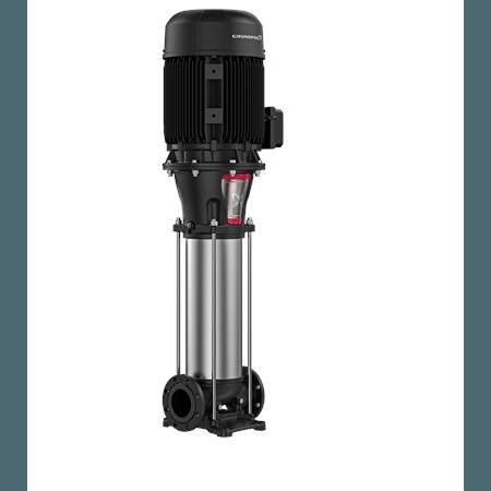 Вертикальный многоступенчатый центробежный насос Grundfos CR 155-1 A-F-A-E-HQQE артикул 99143255 – фото внешнего вида