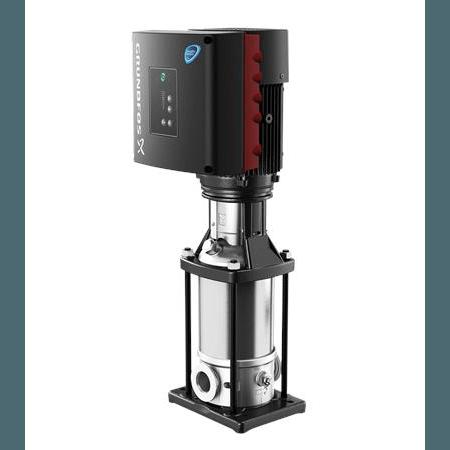 Вертикальный многоступенчатый центробежный насос Grundfos CRE 45-1 A-F-A-E-HQQE артикул 99072011 – фото внешнего вида