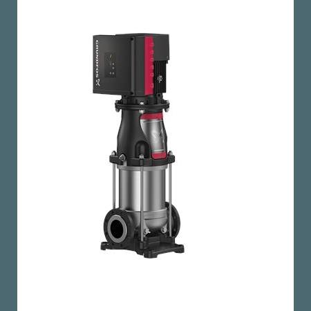 Вертикальный многоступенчатый центробежный насос Grundfos CRNE 125-1 A-F-A-E-HQQE артикул 99264400 – фото внешнего вида
