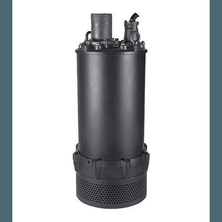 Дренажный погружной канализационный насос Grundfos для канализаций DWK.E.10.100.220.5.1D артикул 96922667 – фото внешнего вида