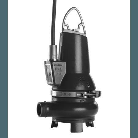 Дренажный погружной канализационный насос Grundfos для канализаций EF30.50.06.2.1.502 артикул 96106546 – фото внешнего вида