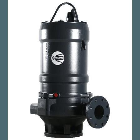 Погружной канализационный насос Grundfos S1.80.100.135.4.54H.C.277.G.EX.D.511 артикул 95113543 – фото внешнего вида