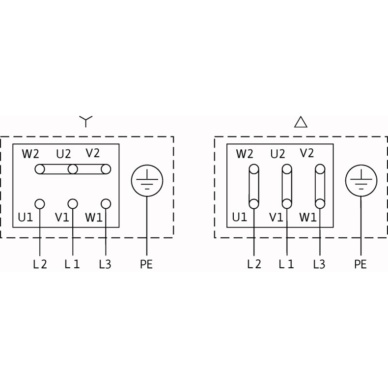 Схема подключения насоса Wilo CronoNorm NL 100/200-37-2-12