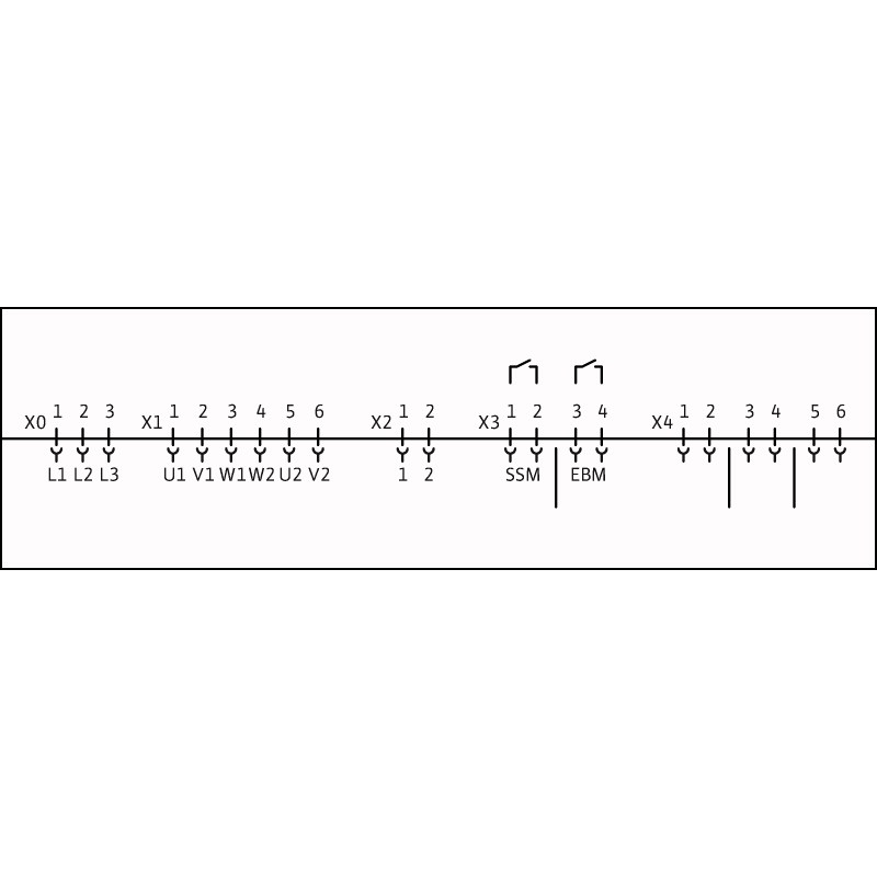 Схема подключения насосной станции Wilo CO-1 HELIX V 1611/K/CE-EB-R