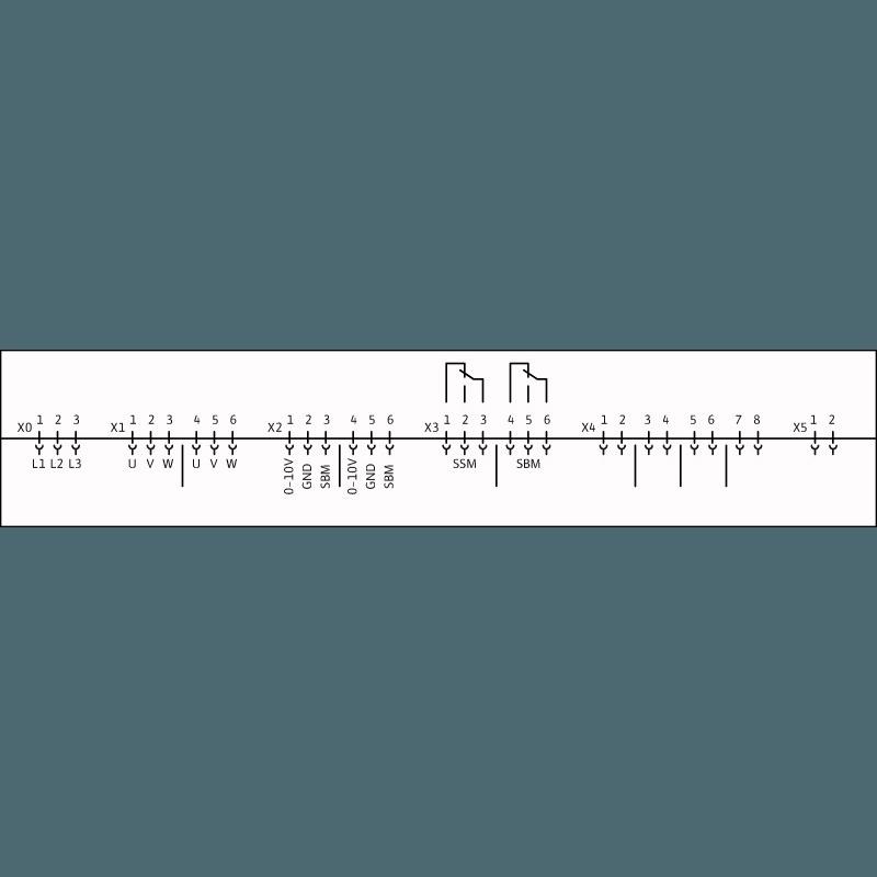 Схема подключения насосной станции Wilo Smart 4 HELIX EXCEL 1605