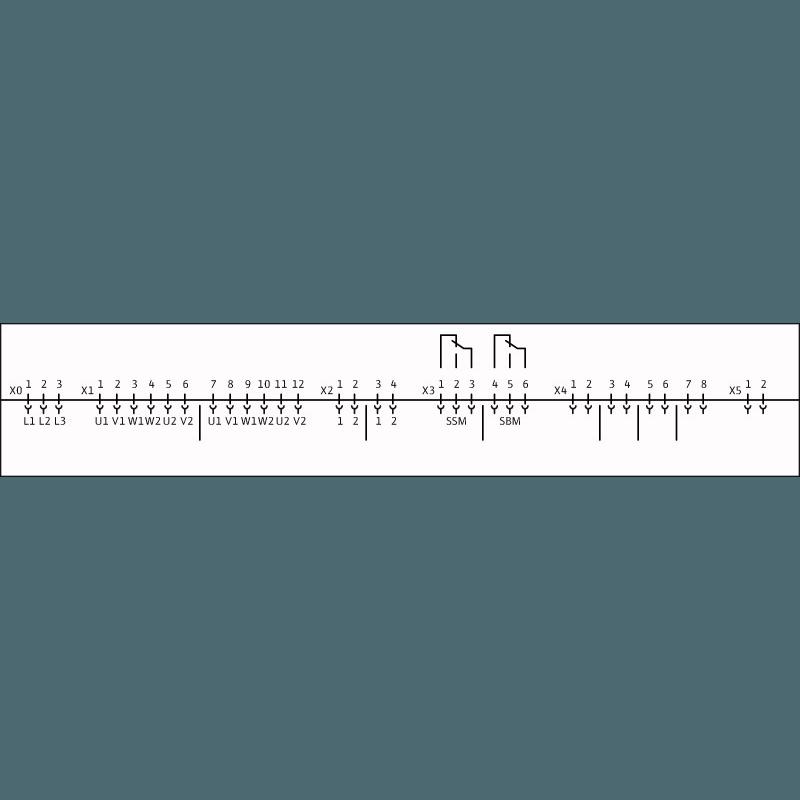 Схема подключения насосной станции Wilo Smart FC 4 HELIX V 2208