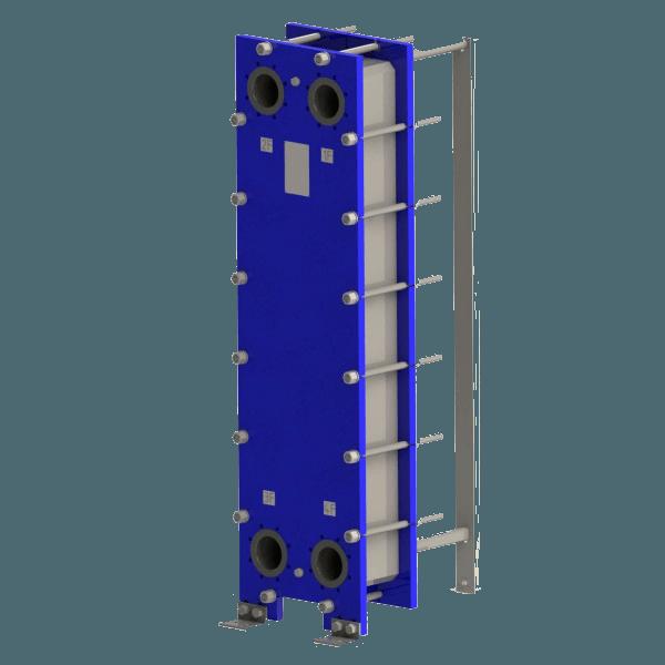 Пластинчатый разборный теплообменник Kеlvion NT 50T – фото внешнего вида