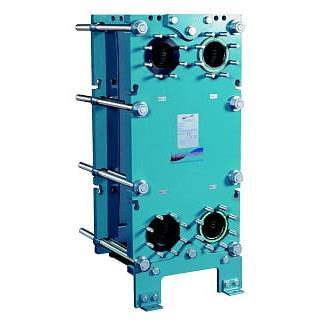 Пластинчатый разборный теплообменник Thermowave EL-50 – фото внешнего вида